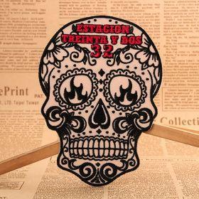 Skull Wholesale Custom Patches