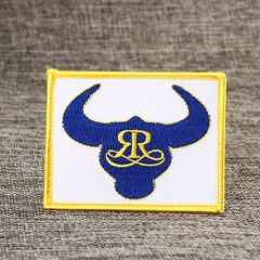 Bull Custom Patches Online
