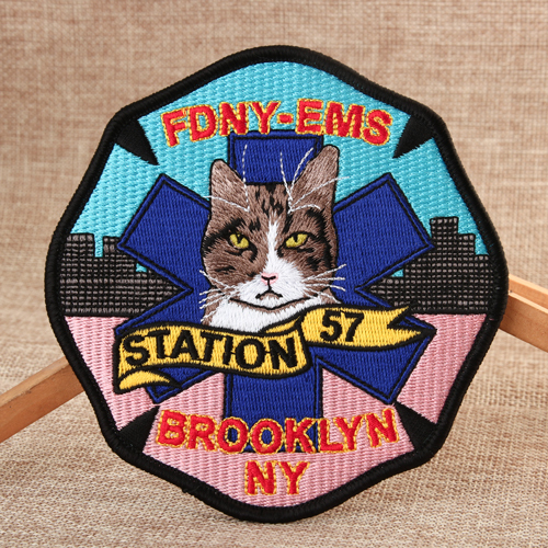 Fdny Ems Station 57 Custom Patches Online