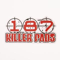 187 Killer Pads Custom Stickers