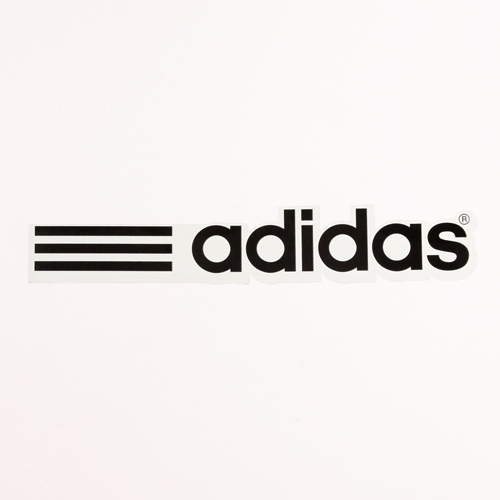 Adidas Clear Stickers