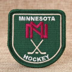 Minnesota Hockey Custom Patches Online
