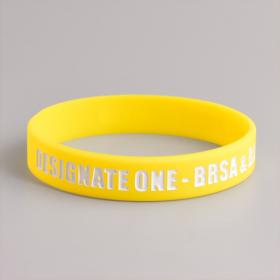 DESIGNATE ONE Simply Wristbands
