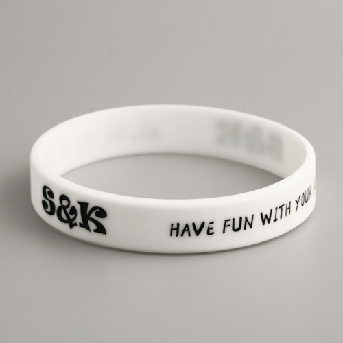 S and K Club Simply Wristbands