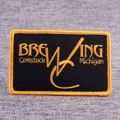Michigan Custom Patches