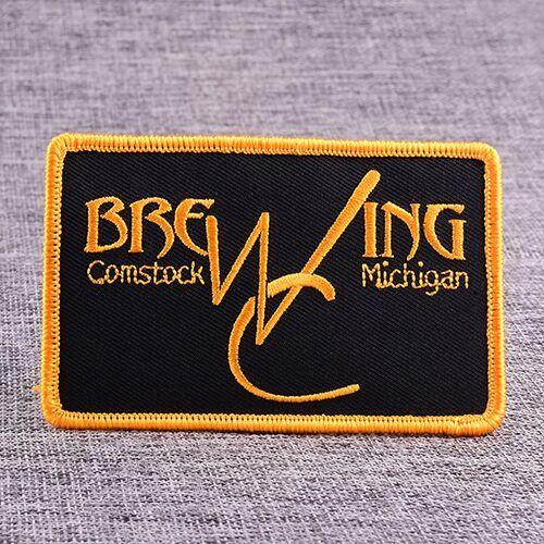 Michigan Custom Patches