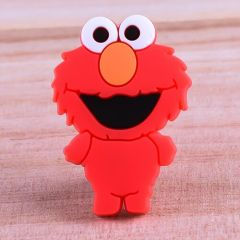 Elmo PVC Patches