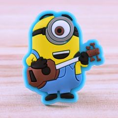 Play-guitar Minions PVC Patches