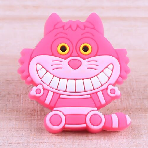 Cheshire Cat PVC Patches