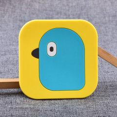 Blue Bird Custom PVC Coaster
