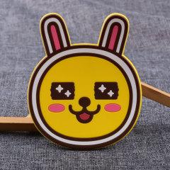 Muzi Custom PVC Coaster