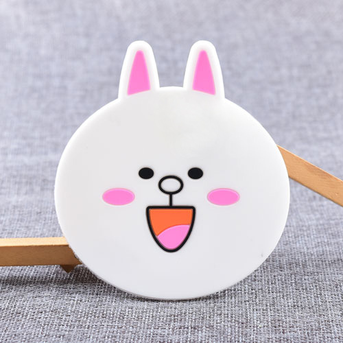 Bunny Cony Custom PVC Coaster