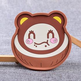 Coconut Sister PVC Coaster