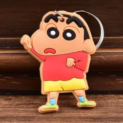 Crayou Shin-chan 3D PVC Keychain