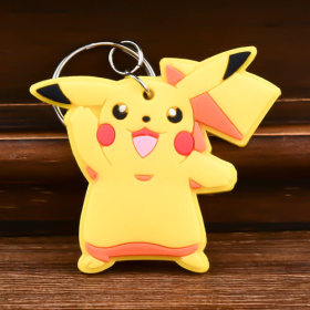 Pikachu Custom PVC Keychain