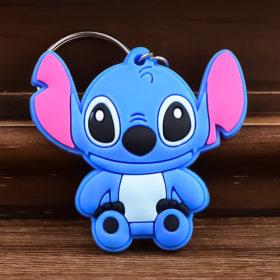 Stitch Custom PVC Keychain