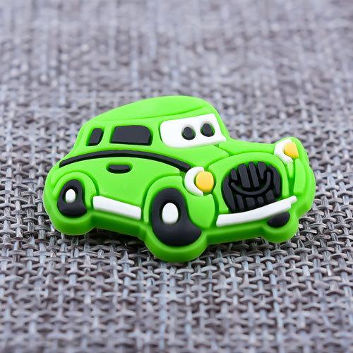 Custom Retro Car PVC Lapel Pins