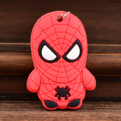 Spiderman Custom PVC Keychain