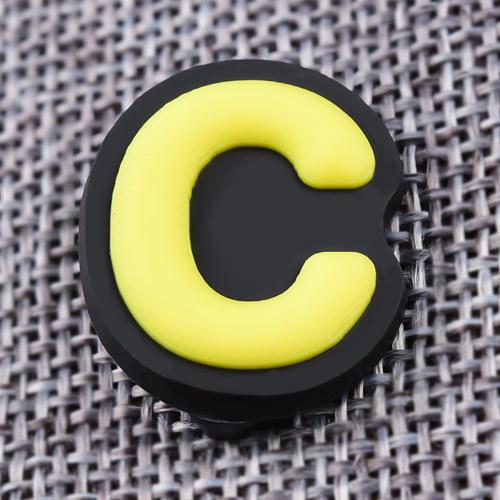 Custom 3D C PVC Lapel Pins