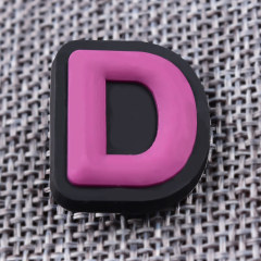 Custom 3D D PVC Lapel Pins