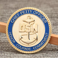 US Navy Challenge Coins