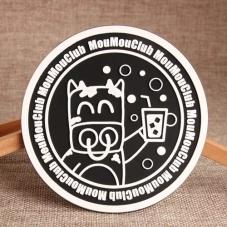 MouMou Club PVC Coaster