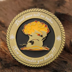 341 Munitions Squadron Custom Military Coins