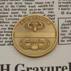 Air Force Custom Coins