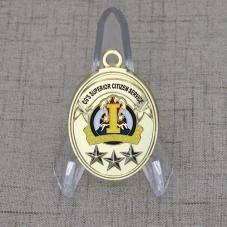 America's Corps Custom Medals