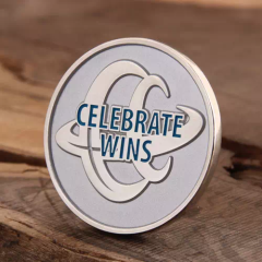 Celebration Custom Challenge Coins