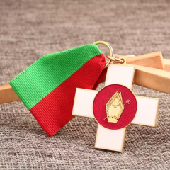 Cross Religious Medals