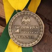 Festival Custom Antique Medals