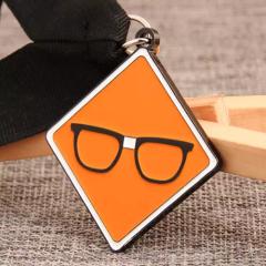 Glasses Custom Medals