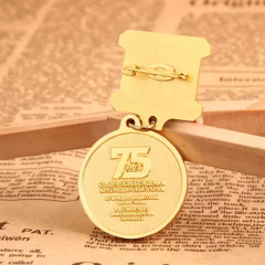 Gold Military Medals