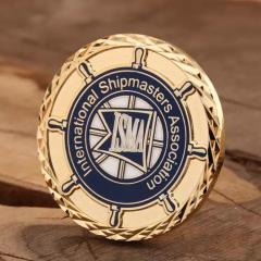 ISMA Custom Challenge Coins
