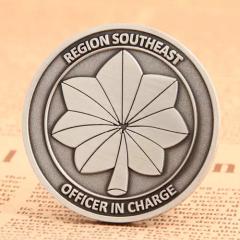 NIFR Custom Challenge Coins