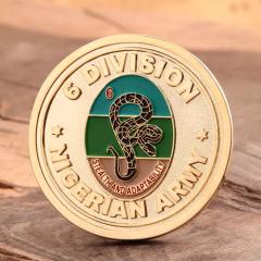 Nigerian Army Military Coins