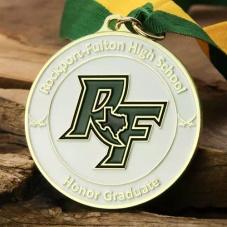 Rockport-Fulton Graduation Medals