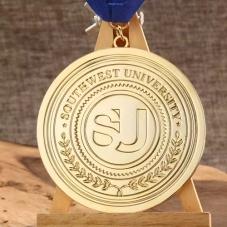 Southwest University Custom Medals