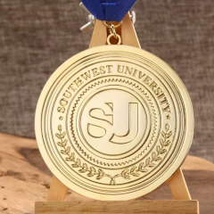 Southwest University Custom Medals