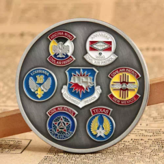 SRSC Custom Air Force Coins
