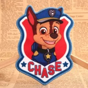 Paw Patrol Printed Patches