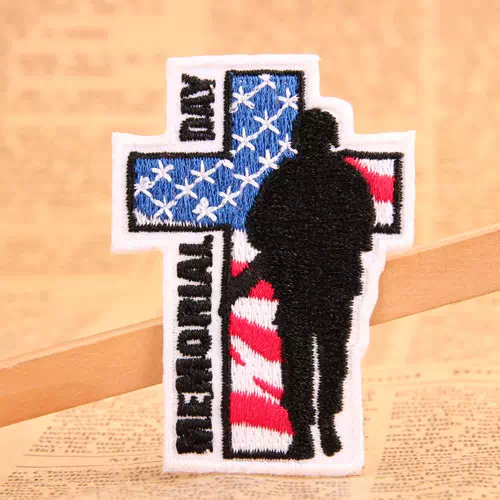 US Army Custom Embroidered Patches