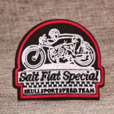 Moto Custom Patches Online