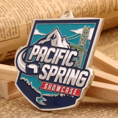 Pacific Spring Sports Medals