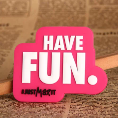 Have Fun PVC Magnet