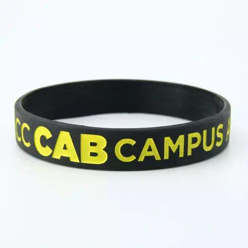 Campus Activities Board Custom Wristband