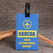HANEDA PVC Luggage Tag