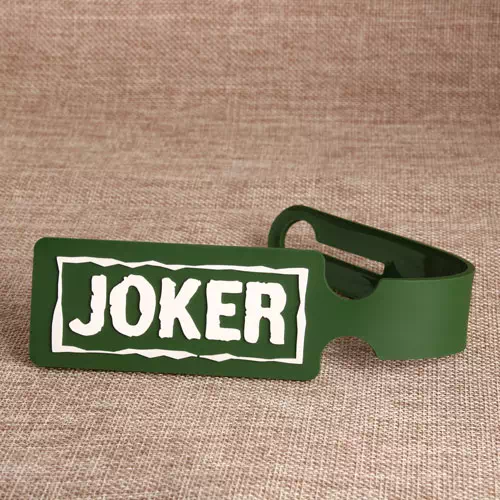 JOKER PVC Luggage Tag