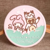 My Melody PVC Coaster